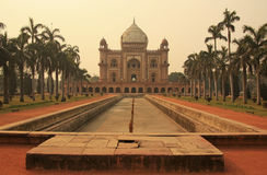 Tomb of Safdarjung, New Delhi Stock Images