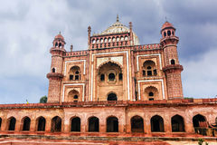 The Tomb of Safdarjung in New Delhi, India Stock Photos