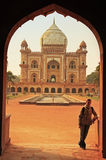Tomb of Safdarjung, New Delhi, India Stock Images