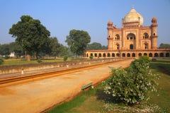 Tomb of Safdarjung in New Delhi, India Stock Photos