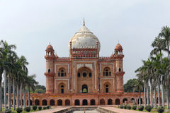 Tomb of Safdarjung Royalty Free Stock Images