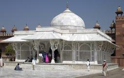 Tomb of Sheikh Salim Chishi - India Royalty Free Stock Photos