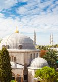 Tomb of Sultan Selim II Royalty Free Stock Photos