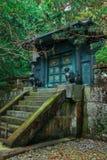 The tomb of Tokugawa Ieyasu in Tosho-gu shrine in Nikko, Japan. The tomb of Tokugawa Ieyasu in Tosho-gu shrine in Nikko, Tochigi, Japan Royalty Free Stock Photography
