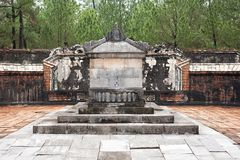 Tomb of Tu Duc Stock Photography