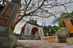 Tomb of Tu Duc. Hué. Vietnam Royalty Free Stock Image