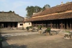 Tomb of tu Duc - Hue - Vietnam Royalty Free Stock Photo