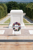 The Tomb of the Unknown at Arlington National Cemetery Royalty Free Stock Photo