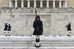 Tomb of the unknown soldier Royalty Free Stock Image
