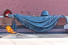 Tomb of the Unknown Soldier Royalty Free Stock Photos
