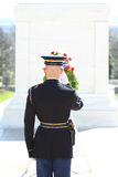Tomb of the Unknown Soldier Stock Images