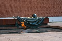 Tomb of Unknown Soldier Stock Images
