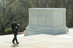The Tomb of the Unknown Soldier 2 stock photography