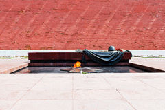 Tomb of the Unknown Soldier, Moscow Stock Photography
