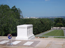 Tomb of the Unknowns Royalty Free Stock Image