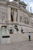 Tomb of the Unkown Soldier, Rome, Italy Stock Photo