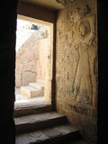 Tomb of Userhat. Luxor. royalty free stock photography
