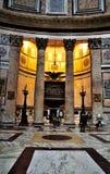 Tomb of Vittorio Emmanuel, Pantheon Stock Photo