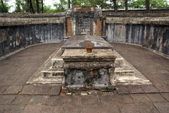 Tomb and walls Stock Image
