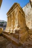 Tomb of the  Zechariah Stock Photos