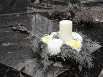 tomba Fotografia Stock Libera da Diritti
