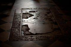 Tomba antica Fotografie Stock