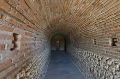Tomba antica Heroon di Thracian fotografia stock libera da diritti