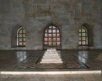 Tomba antica in Mandav Immagini Stock