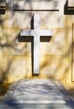 Tomba cristiana fotografia stock libera da diritti