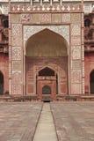 Tomba del Akbar Fotografia Stock