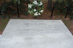Tomba del Betsy Ross Fotografia Stock