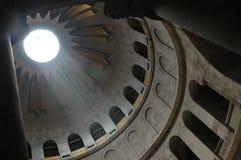 Tomba del Christ Immagine Stock