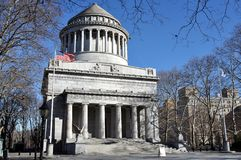 Tomba del Grant Immagine Stock Libera da Diritti