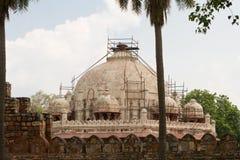 Tomba del Humayun fotografie stock libere da diritti