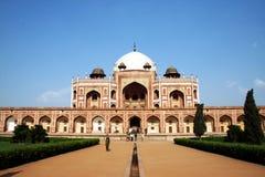 Tomba del Humayun, Nuova Delhi Fotografie Stock