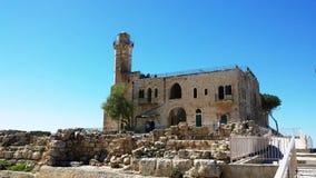 Tomba del profeta Samuel Immagini Stock Libere da Diritti