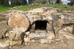 Tomba del ` s di Cristo fotografie stock