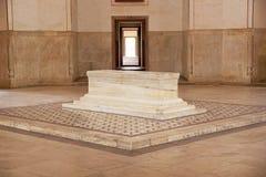 Tomba del ` s di Humayun, Delhi, India fotografia stock libera da diritti