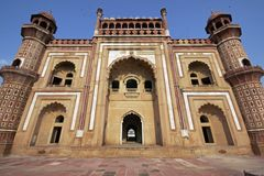 Tomba del Safdarjang, Delhi Immagini Stock Libere da Diritti