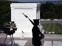 Tomba del soldato sconosciuto Fotografia Stock Libera da Diritti