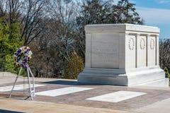 Tomba del soldato sconosciuto immagine stock
