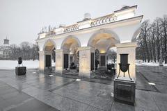 Tomba del soldato sconosciuto a Varsavia immagini stock libere da diritti
