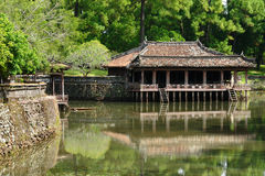 Tomba del Vietnam, Tu Duc Fotografie Stock Libere da Diritti