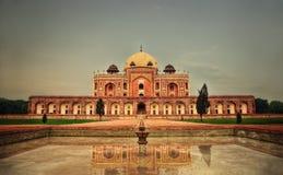 Tomba Delhi del ` s di Humayun immagini stock libere da diritti