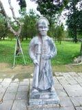 Tomba dell'imperatore Minh Mang, tonalità Vietnam Immagine Stock Libera da Diritti