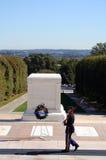 Tomba della saldatura sconosciuta Fotografia Stock