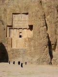 Tomba della scogliera Fotografia Stock Libera da Diritti