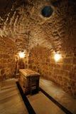 Tomba della st George lo Slayer del drago Fotografie Stock Libere da Diritti