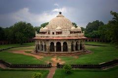 Tomba di AIZ Khan Niyazi a Delhi Fotografia Stock