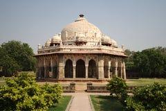 Tomba di AIZ Khan, Nuova Delhi Fotografia Stock Libera da Diritti